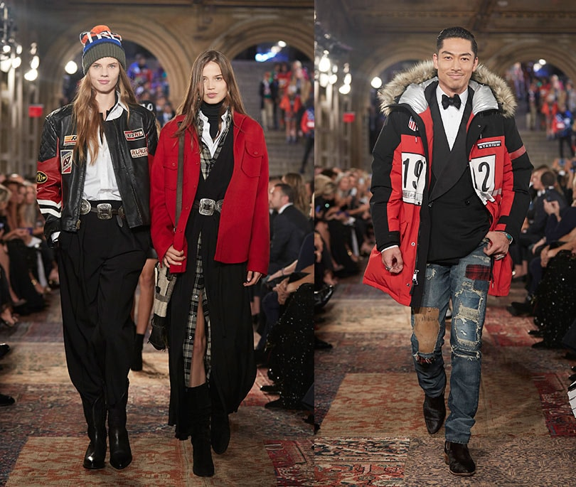 Ralph Lauren celebrates 50th anniversary at NYFW