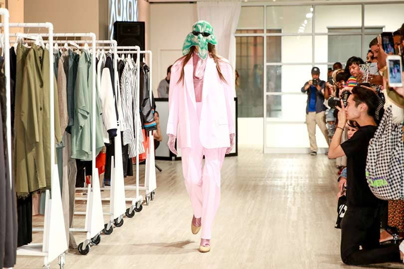 Korean designers celebrated during The Selects presentation at NYFW