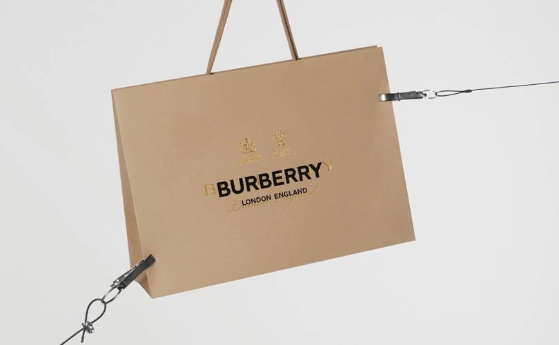 Pieces from Riccardo Tisci's first Burberry collection to be available for 24 hours