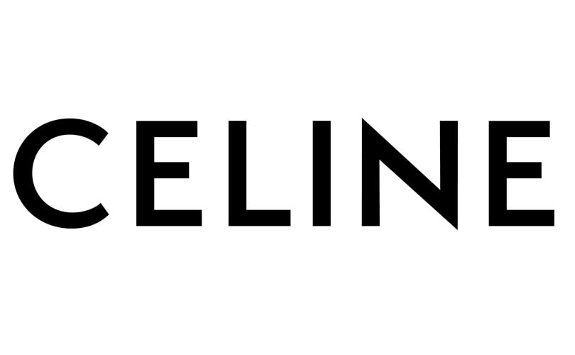 French fashion house Céline is now Celine