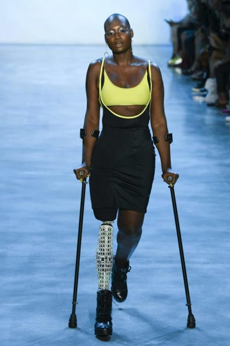 Chromat protests industry size standards with groundbreaking NYFW show