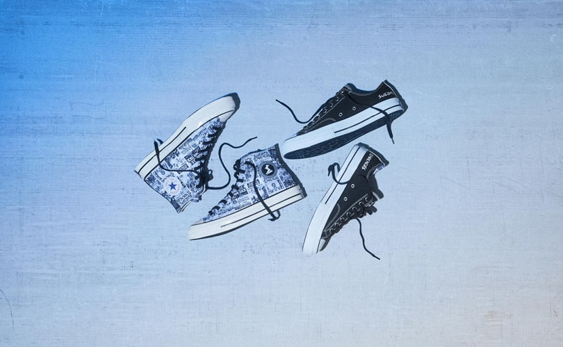 In Pictures: Converse teams up with Bershka for exclusive collection