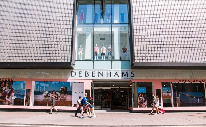 Debenhams calls in KPMG as it explores turnaround options