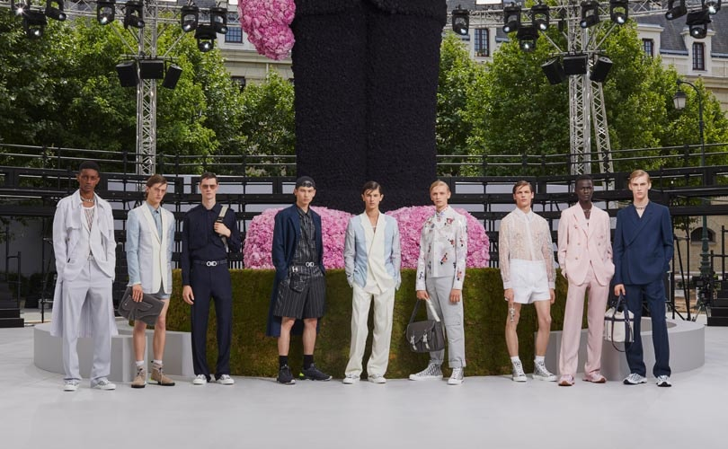 Dior chooses Tokyo to host first men's Pre-Fall runway show