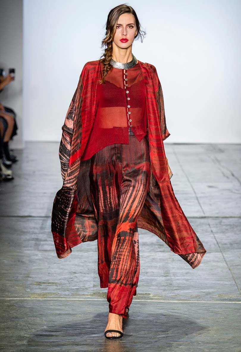 Emerging designers shine in CAAFD New York Fashion Week showcases