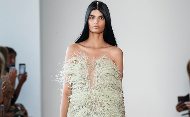 Pamella Roland finds inspiration from Bali at New York Fashion Week