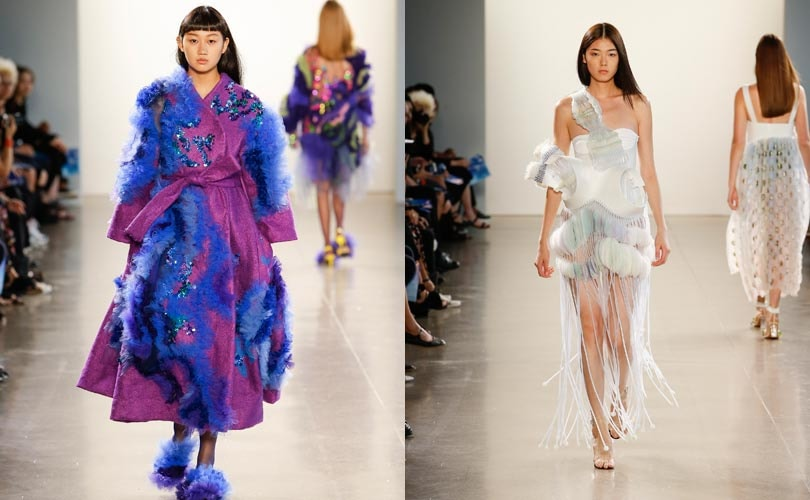 Parsons MFA fashion show reveals the value of craft