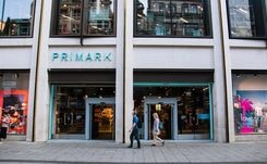 Primark expects full year sales to increase 5.5 percent