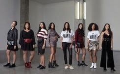 Rebecca Minkoff unveils new brand identity at NYFW