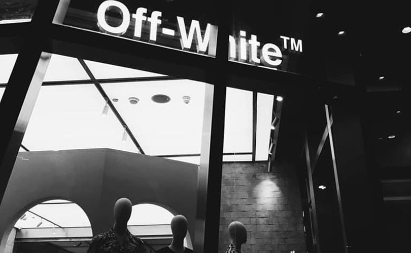 Off-White in trademark infringement dispute, again