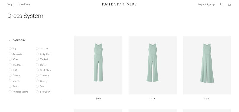 Fame & Partners launches fully customizable clothing line