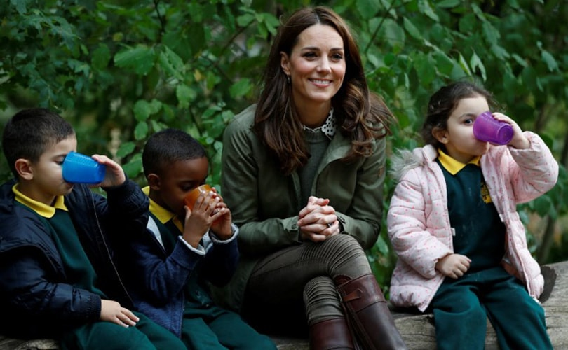 Duchess of Cambridge most powerful royal fashion influencer