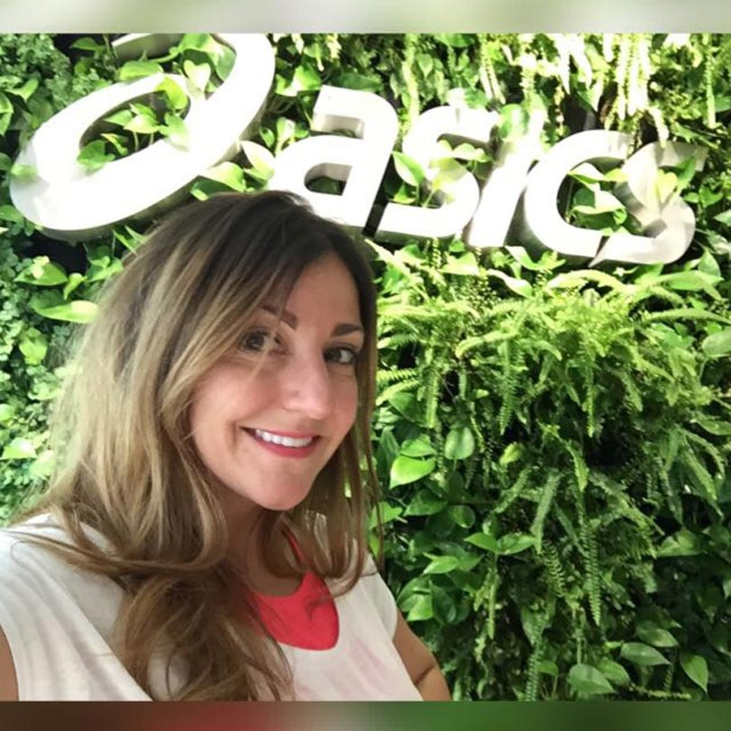 Interview: Sophie Akben, Area Manager at ASICS UK