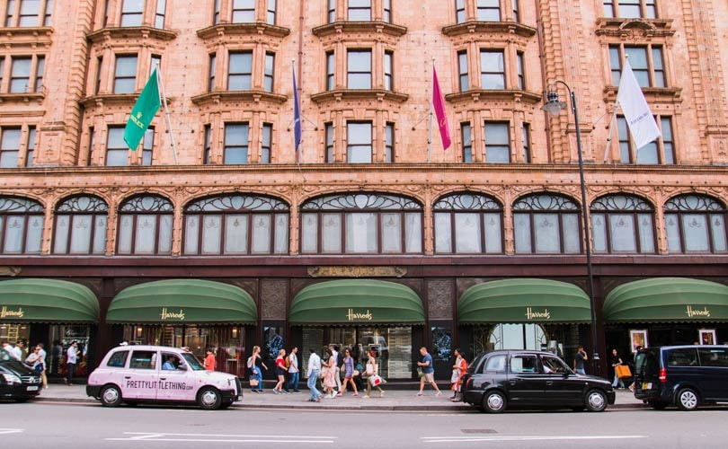 Harrods to cut up to 14 percent of workforce
