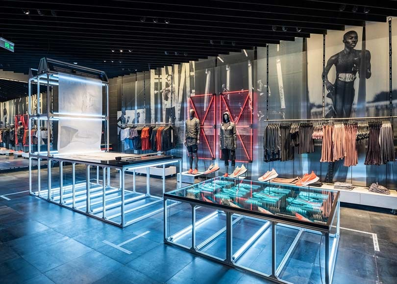 In pictures: Nike's new House of Innovation in Shanghai