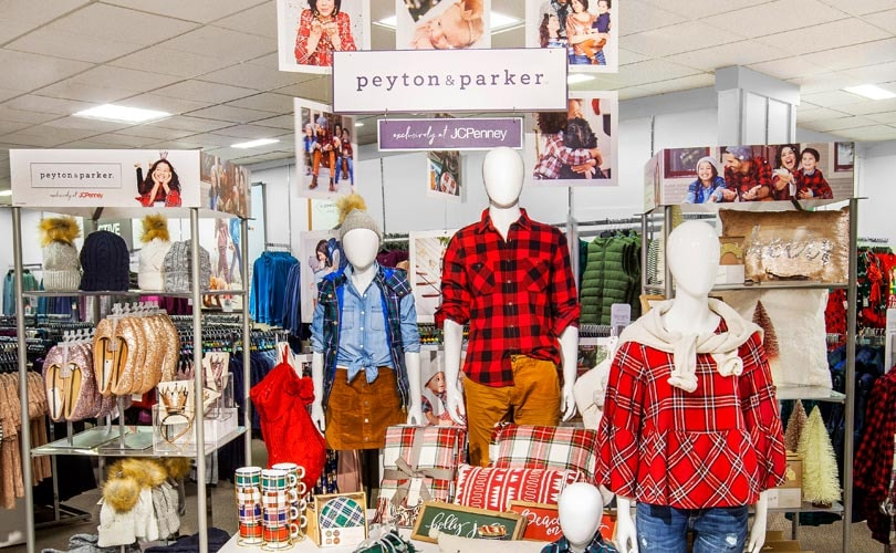 Jcpenney Launches New Private Brand Peyton And Parker