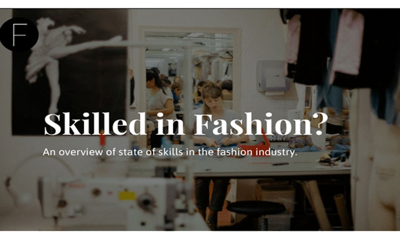 Skilled in Fashion? Infographic on closing the skills gap