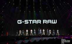 In pictures: G-Star kicks off Tmall fashion show with Jaden Smith