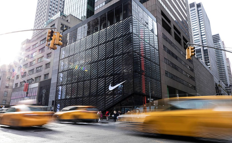 Nike fined 12.5 million euros for restricting cross-border sale of merchandise