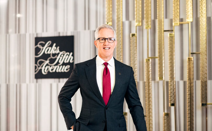 Saks Fifth Avenue's Canadian flagship gets new general manager