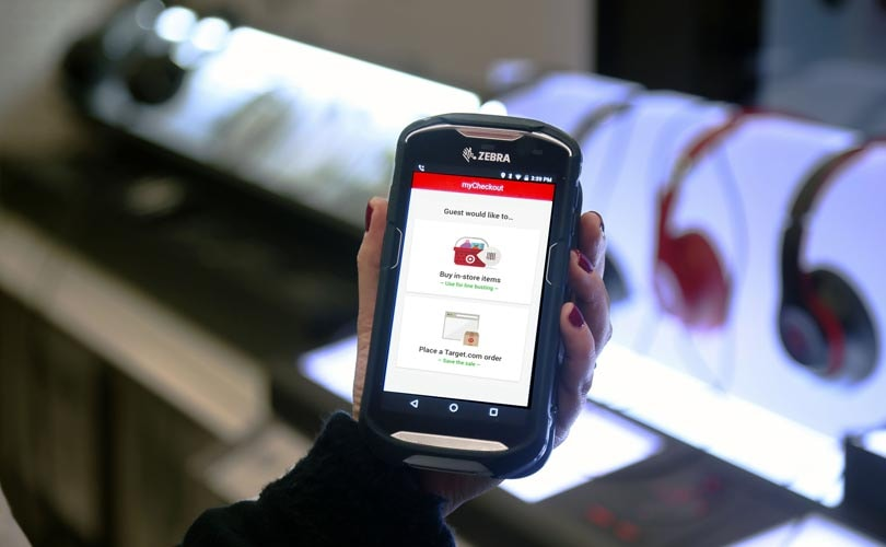 Target introduces mobile checkout for Black Friday