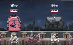 Hunter teams up with Disney for Mary Poppins collection