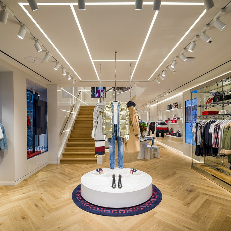 'The Store Of The Future': Inside Tommy Hilfiger's
