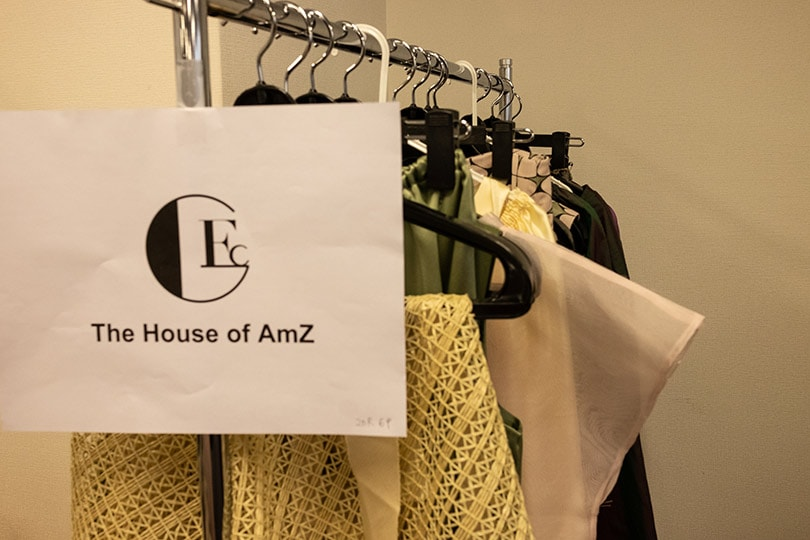 Meet Alexandra Zofcin, The House of AmZ's Creative Director at Amazon Fashion Week TOKYO