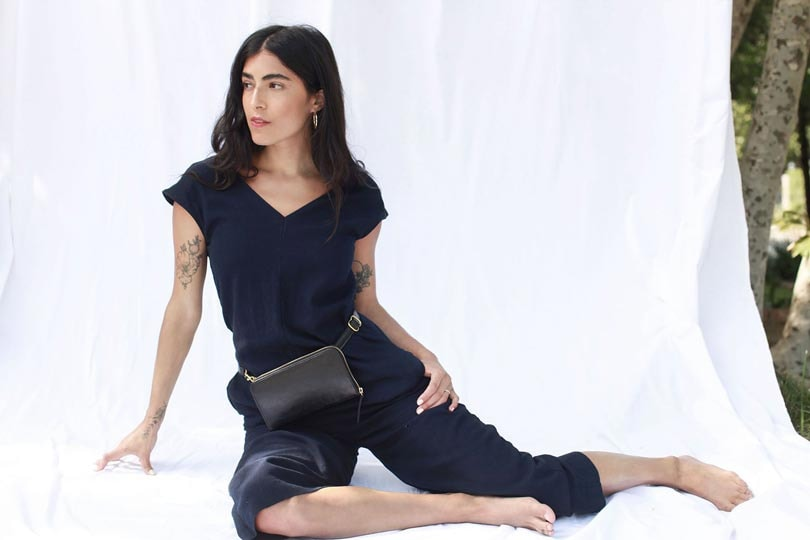 Vegan fashion: Q&A with mother-daughter brand HFS Collective