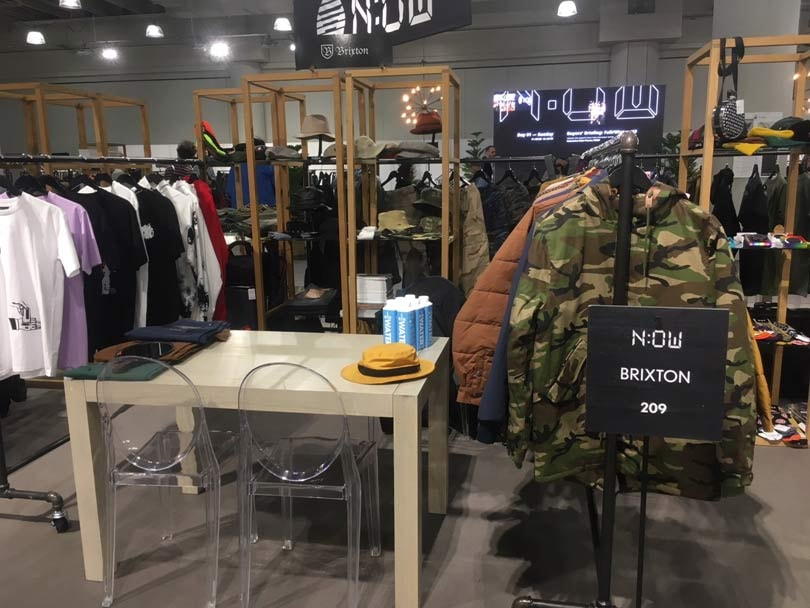 PROJECT Mens N:OW shakes up the trade show experience