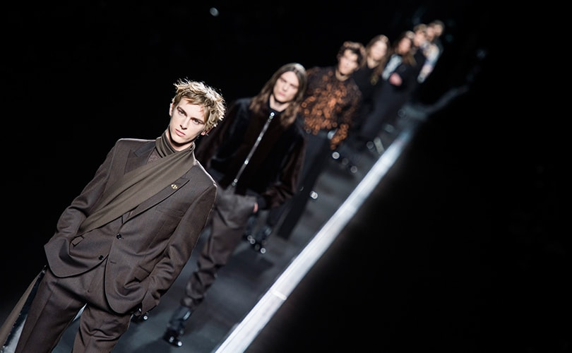 Men's Fall Winter 2019-20 Key Silhouettes on the Catwalks