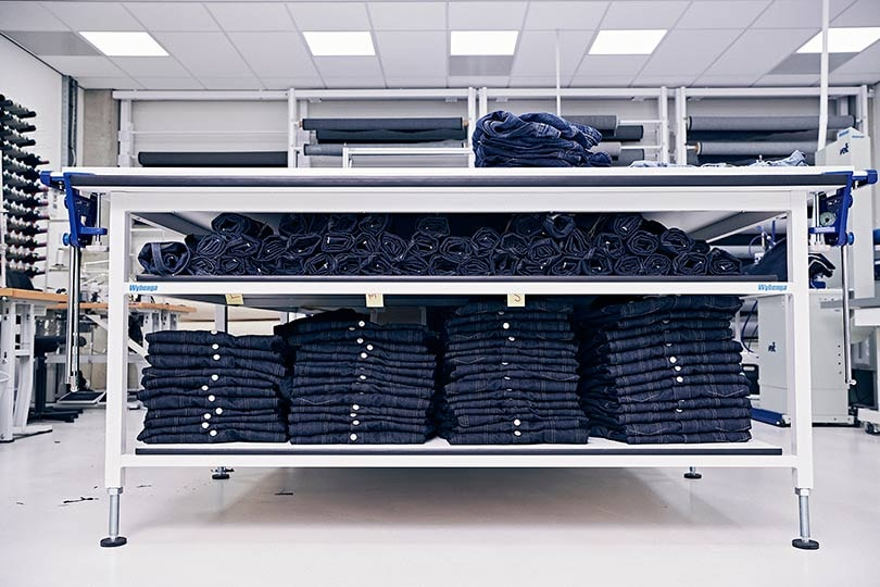 Driving sustainability: A look inside the Tommy Hilfiger denim centre