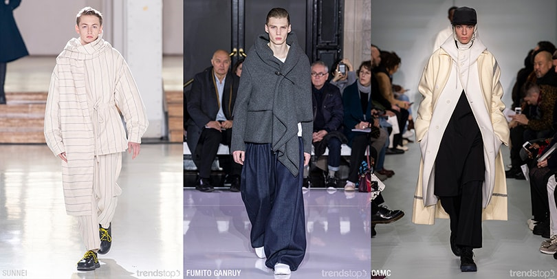 Men's Fashion Week Fall Winter 2019-20