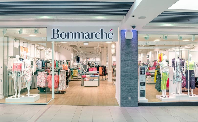 Bonmarché reports 7.8 percent drop in Q3 like-for-like sales