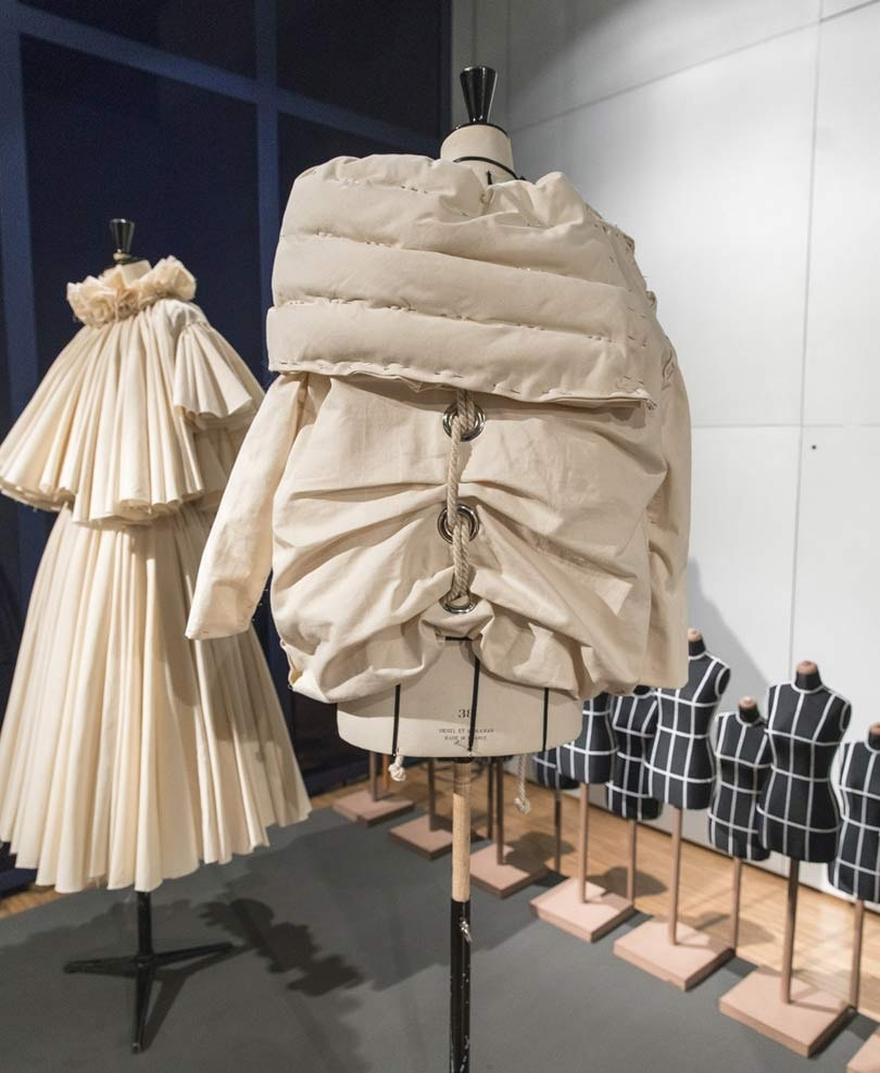In pictures: IED Madrid students reinterpret Balenciaga pieces