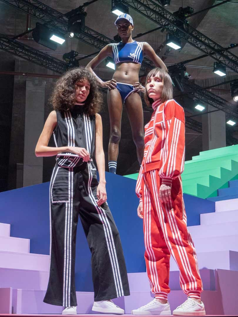 LFW: Adidas Originals x Ji Won Choi