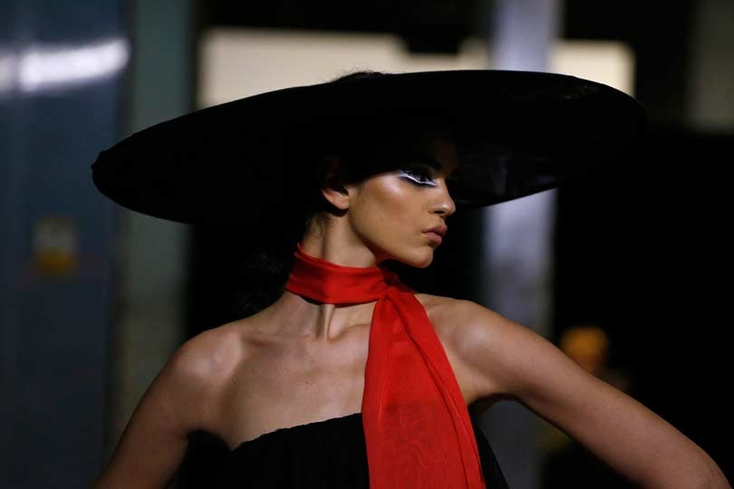 In pictures: highlighting young designers at MBFWMadrid AW19
