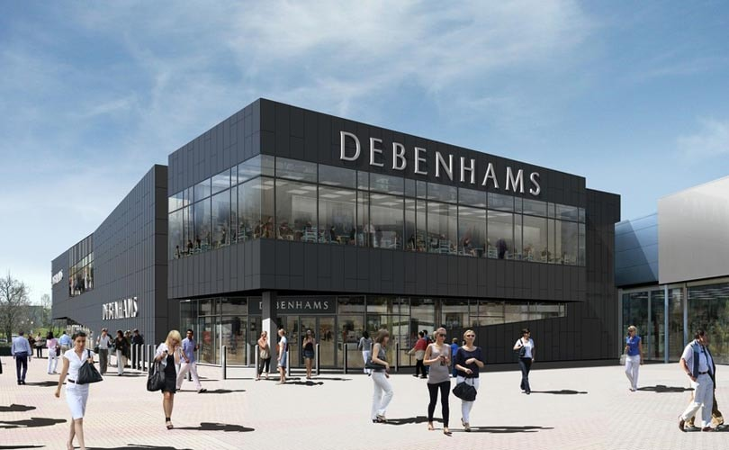 Debenhams bondholders back 200 million pound refinancing plans