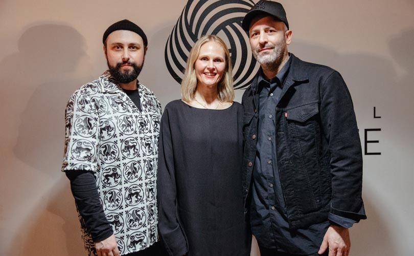 Edward Crutchley and Colovos win Woolmark Prize