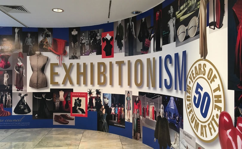In Pictures Exhibitionism; 50 years of the Museum at FIT