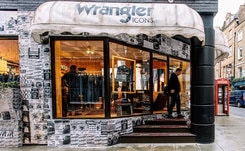 Wrangler launches first ever global collection, Icons