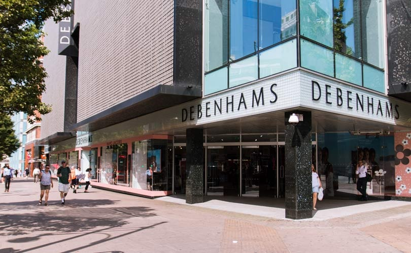 Sports Direct threatens Debenhams administrators with legal action