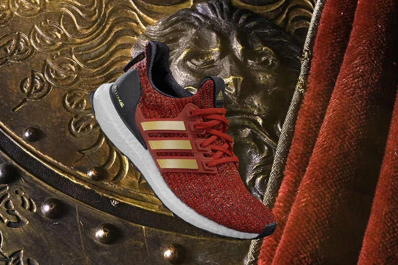 Adidas unveils Game of Thrones inspired Ultraboost collection