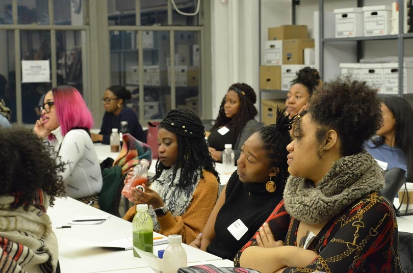 People of color describe challenges of working in fashion