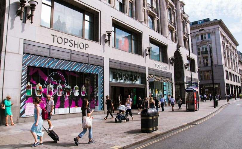 Arcadia separates Topshop and Topman logistics from rest of group