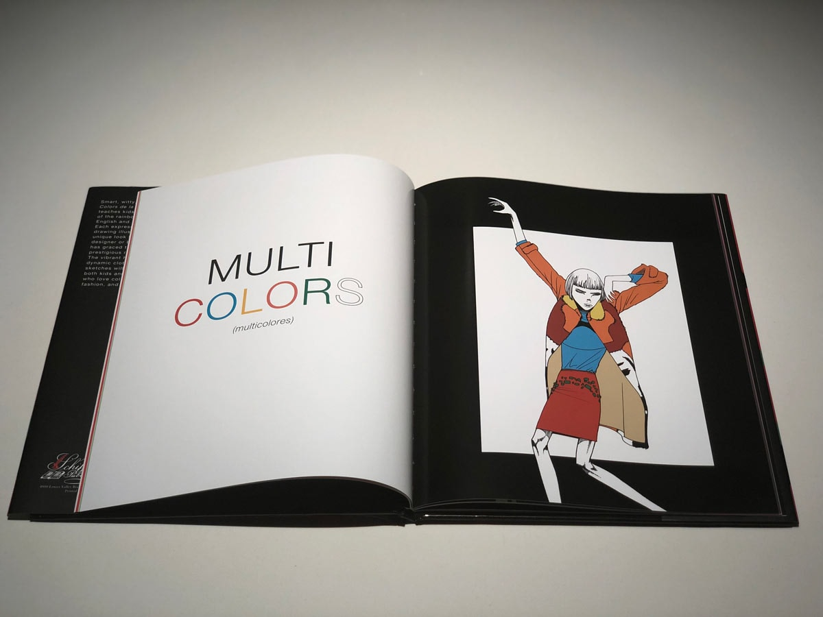 Cotte D'Armes' Clarence Ruth launches fashion-inspired children's book