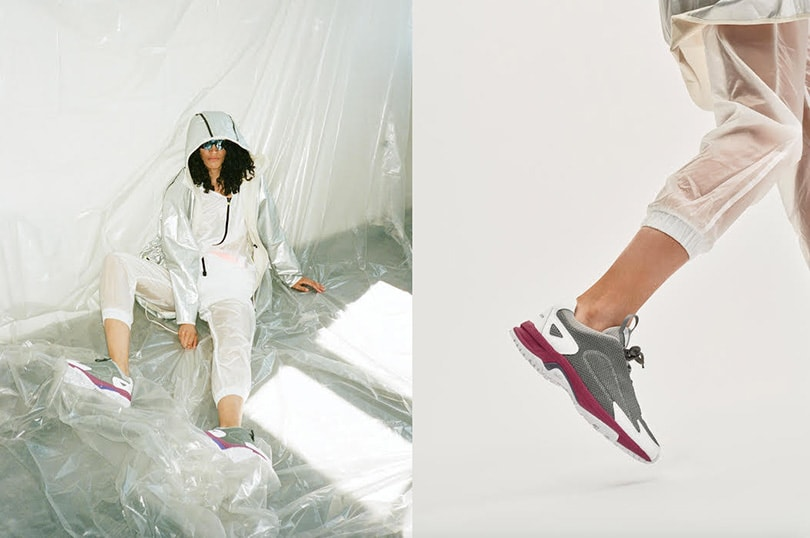 FILLING PIECES Drops Ziro Haze Footwear Capsule - Pre-Release of AW19 'The New World' collection