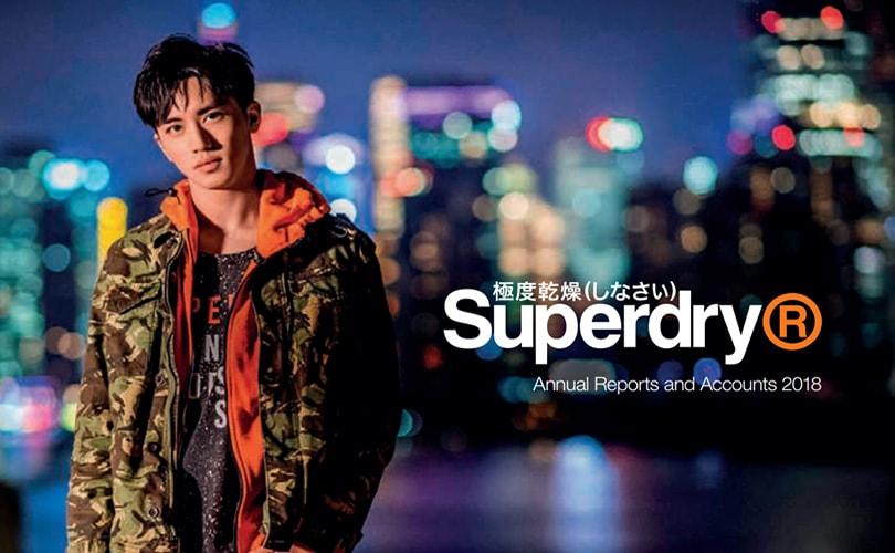 Superdry: Dunkerton is back in...and the entire boardroom is out