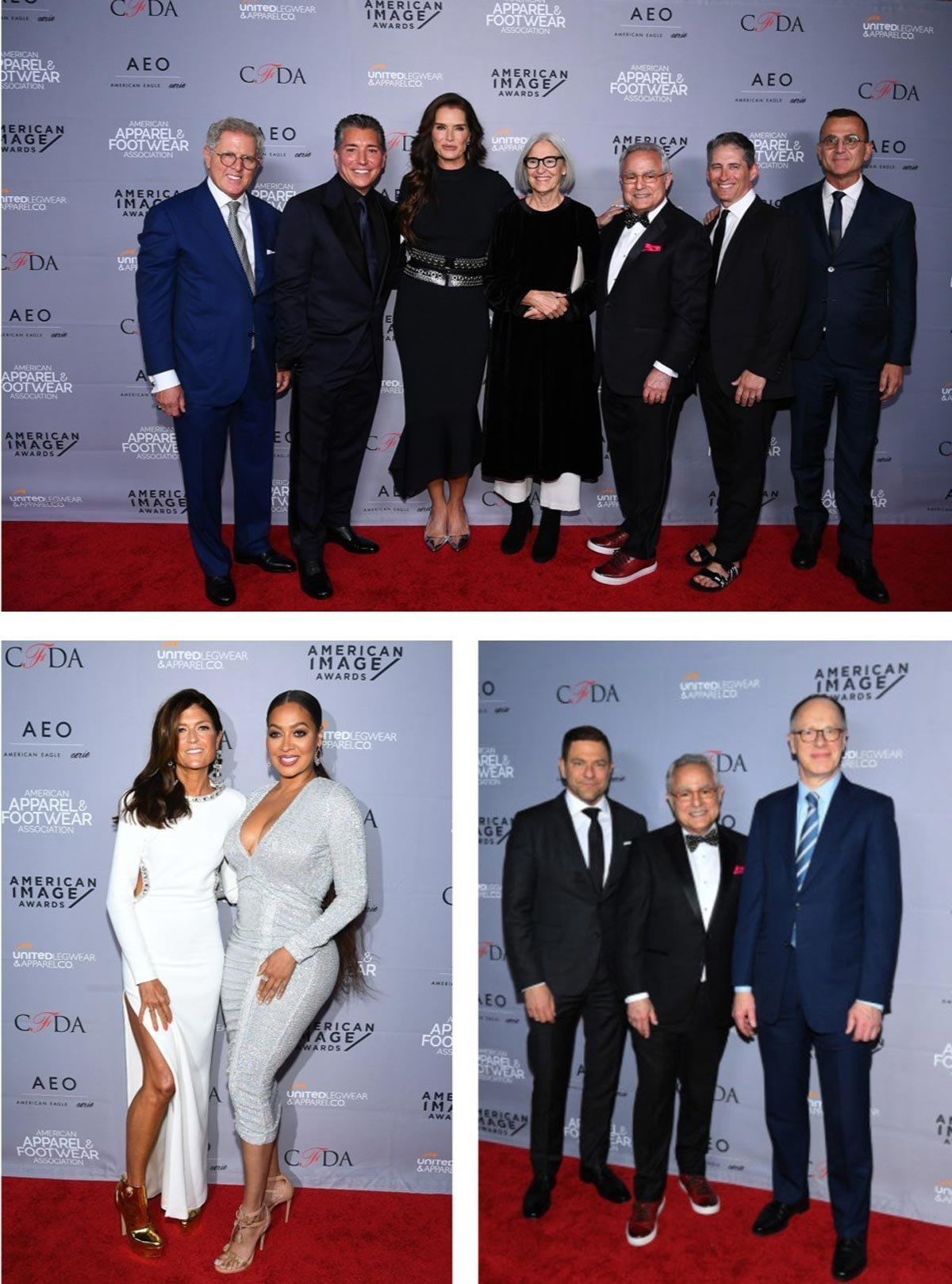 AAFA held 41st annual American Image Awards in NYC