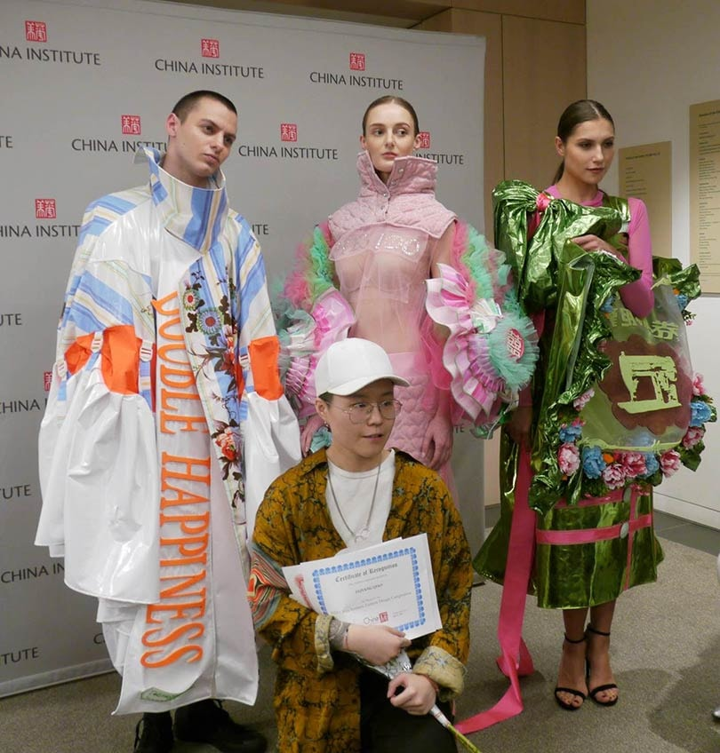 China Institute 2019 Fashion Competition presents next gen